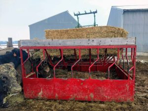 8x10 Cattle Hay Feeder